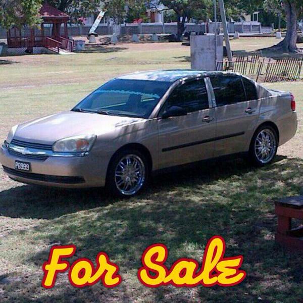 2004 Chevy Malibu for sale