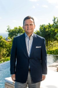General Manager, Carlos Salazar