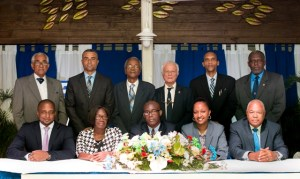 TDC AGM 2014 board