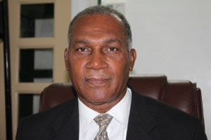 Premier of Nevis and Minister of Security and Disaster Preparedness Hon. Vance Amory