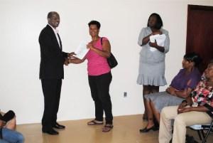 PEP Nisbett WISE grants Nevis 2