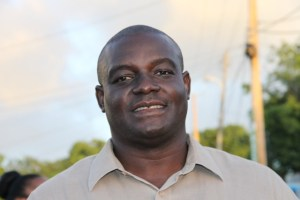 Carl Tuckett, a former Leeward Island and West Indies cricketer is honoured by the Nevis Island Administration