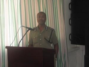 ACP Vaughan Henderson