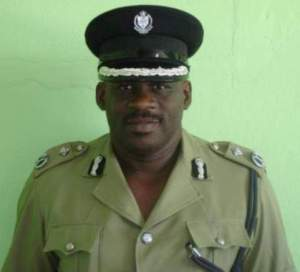 Former Assistant Commissioner of Police, Joseph Liburd