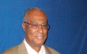 Former Premier of Nevis, Hon Joseph Parry