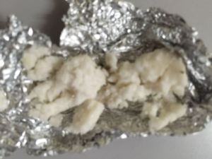 Crack Cocaine found during search Feb 26