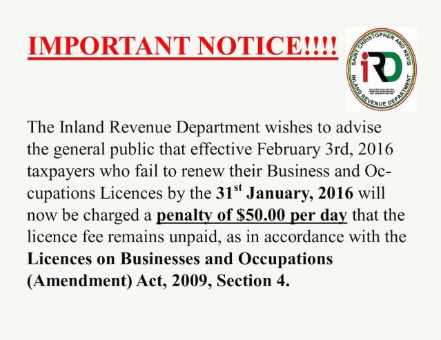 Notice on Penalty B&O copy