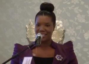 Regulator of the NFSD, Ms. Heidi-Lynn Sutton