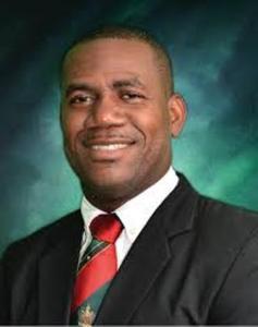 Deputy Prime Minister the Honourable Shawn Richards