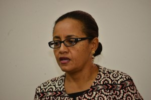 Senator Honourable Wendy Phipps,