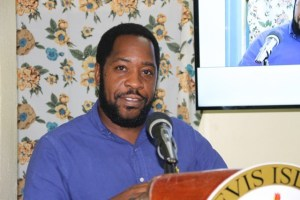 Representative of Ajile Junction Technologies, Canadian-based consulting Web developers for the Nevis Island Administration