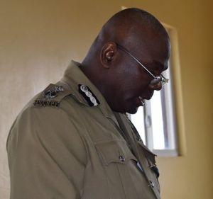 Assistant Commissioner of Police , Mr. Terrance James