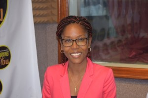 Dr. Retna Walwyn Browne, Director of Community –based Health Services,