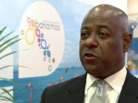 –  Chairman of the Caribbean Tourism Organization (CTO), the minister of tourism for the Islands of the Bahamas, Obie Wilchcombe,