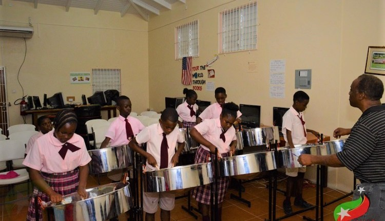 steel pan classes