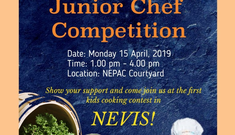 Junior Chef Competition – Invitation