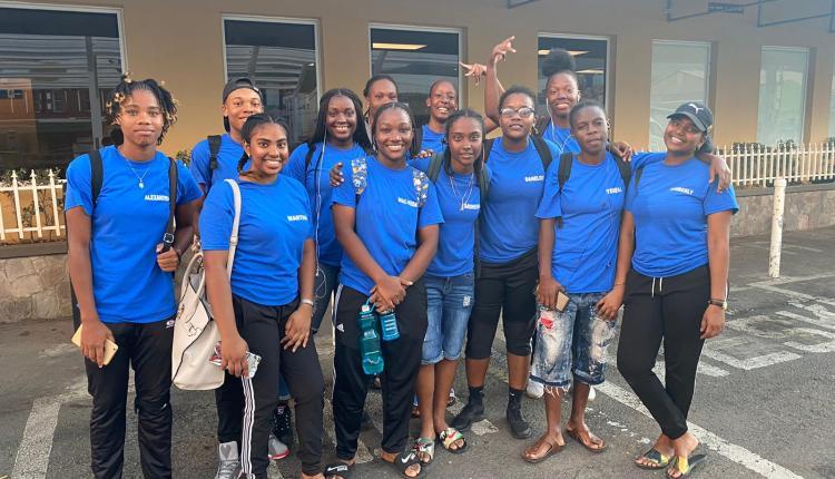 Nevis female cricket team