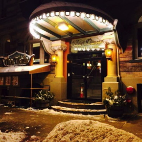 Hotel Duncan in New Haven, Connecticut - Entrance