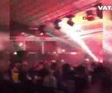 Aleyna Tilki'nin sahne aldığı salonda patlama - Video İzle