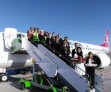 Kapadokya Havalimanından Haziran ayında 47 bin 826 kişi yararlandı
