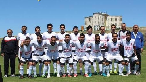 Kozaklı Belediye Spor Amatör Lig'de