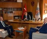 Cumhuriyet Halk Partisi Genel Başkanı Kemal Kılıçdaroğlu Avanos Belediyesini Ziyaret Etti