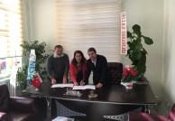 NEVÜ Acıgöl Teknik Bilimler MYO ile Nevşehir OSB Arasında Protokol İmzalandı