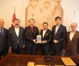 Nevşehir Belediyesi Sosyal Denge Sözleşmesine imza attı