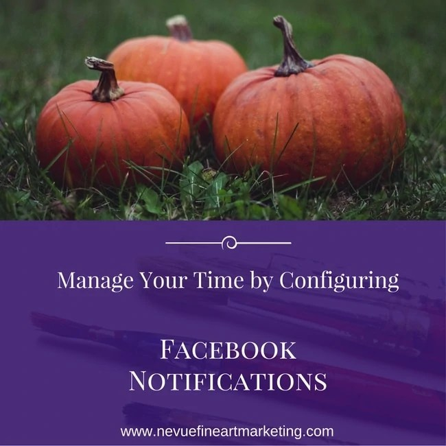 Manage Your Time Facebook Notifications