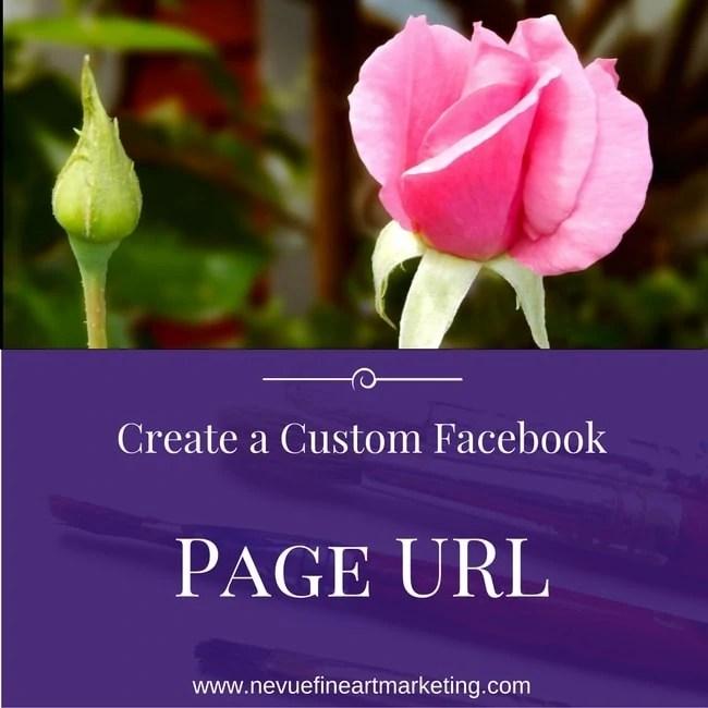 Create a Custom Facebook Page URL