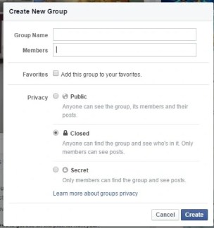 Facebook Groups for Artists