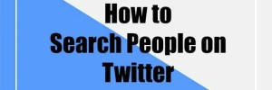 How to Search People on Twitter – Find Art Collectors