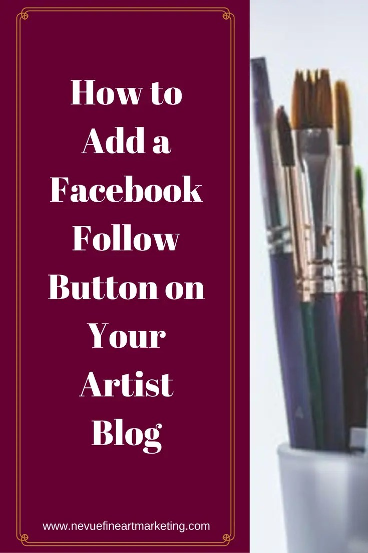 Are you trying to gain more followers on your Facebook Page? In this post, you will discover how to add a Facebook Follow button on your WordPress artist blog.