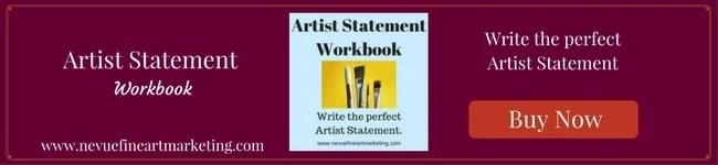 artist website basics