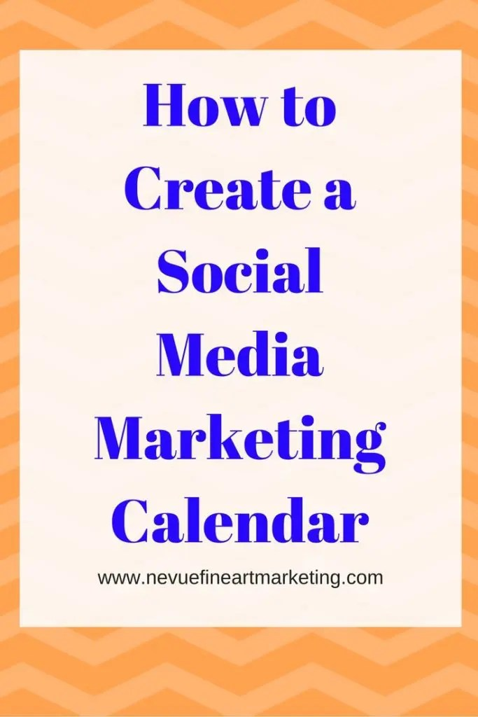 How to Create a Social Media Marketing Calendar - Today's blogging challenge will be to create a social media calendar to promote your blog posts. If you have not decided on one social media platform at this point, revisit Day 8 Choose One Social Media Platform.