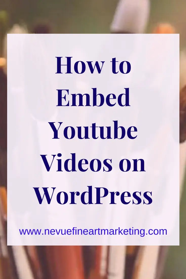 How to Embed Youtube Videos on WordPress. Adding video will add extra value to your blog posts.