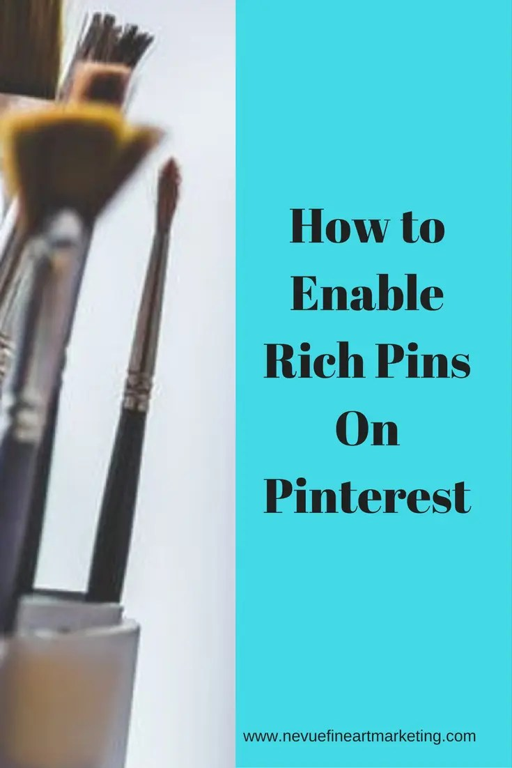 Are you looking to increase your engagement on your Pinterest Business account? In this post discover how to enable Rich Pins on Pinterest so you can start increasing the engagement on your pins.