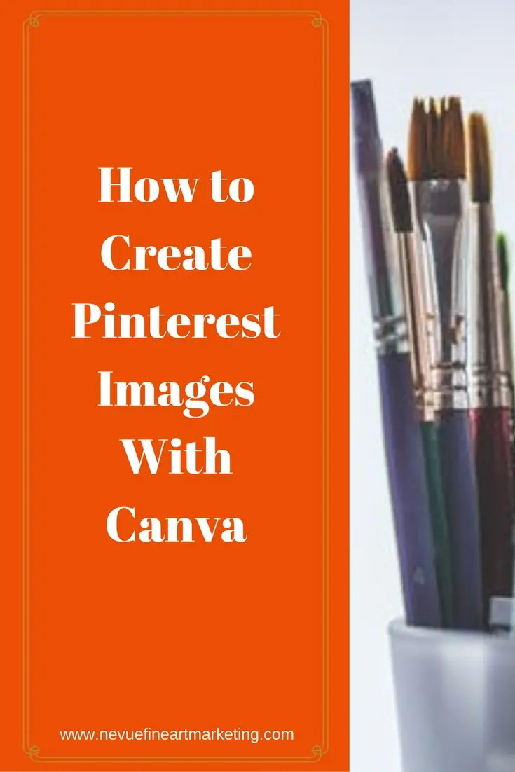 Are you trying to create Pinnable images for your blog posts? In this post, discover how to create Pinterest images with Canva for free.