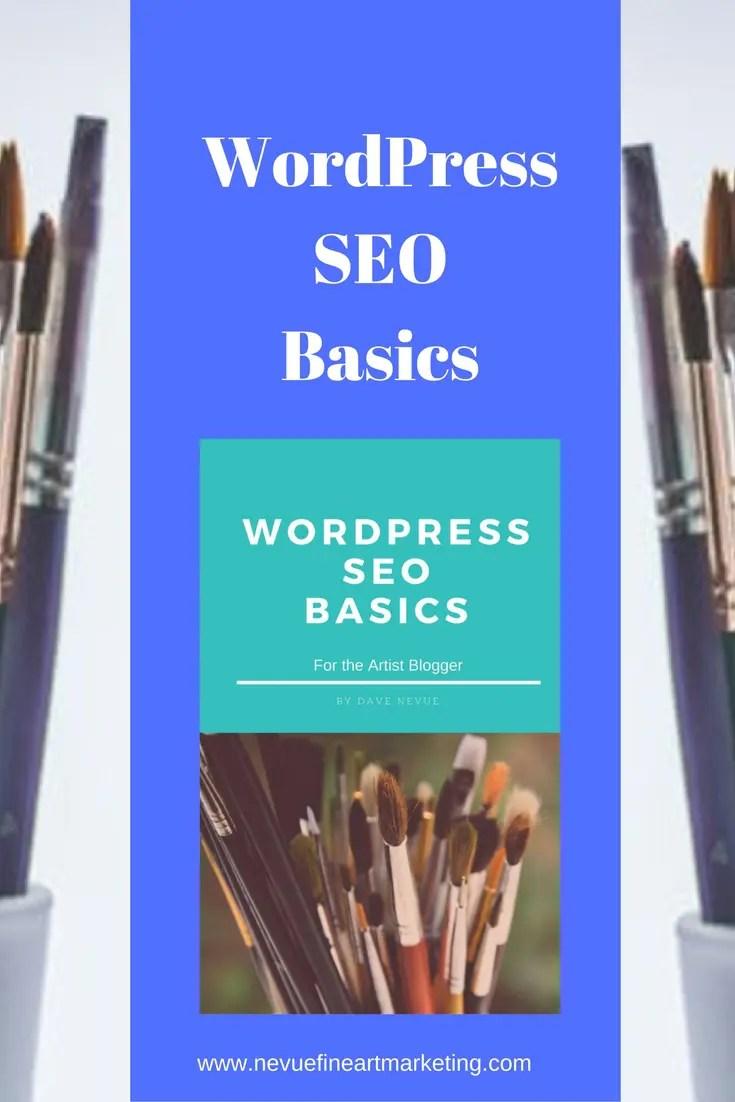 WordPress SEO Basics. Learn how to optimize your artist WordPress website for the search engines. Increase Page Rankings by....