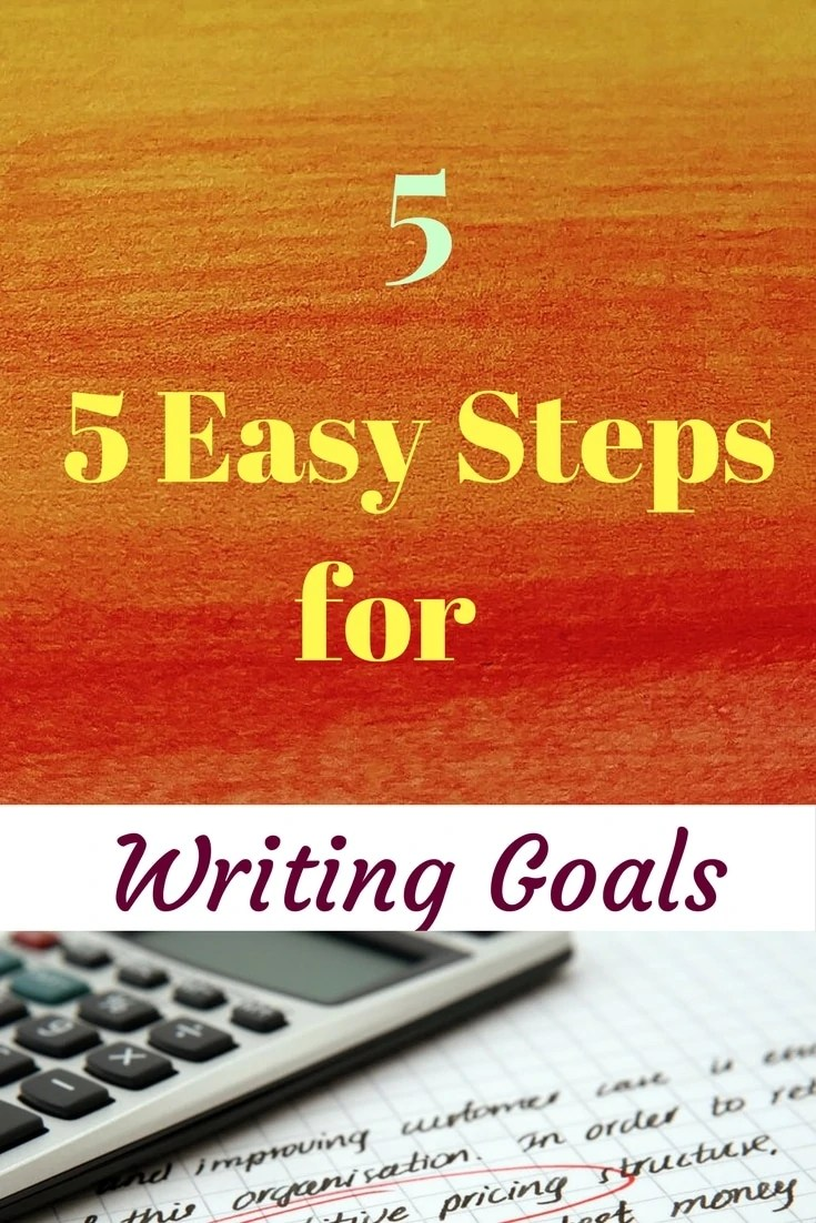 Would you like to start living your artist dreams? Would you like to start achieving all of your goals? In this post, you will discover 5 easy steps for writing goals that will change your life.