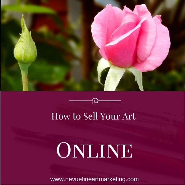 How to sell your art online the ultimate guide nevue for Sell art prints online