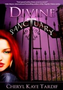 Divine Sanctuary Front Cover