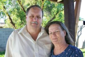 Don and Cathy Rush