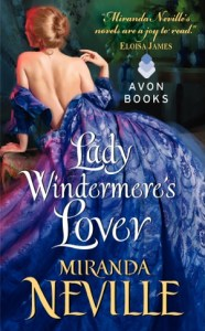 Lady Windermere Book Cover