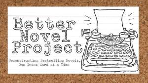 better novel project cover logo