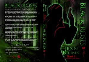Black Roses Book Cover
