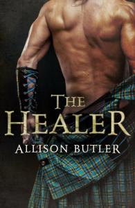 The Healer cover