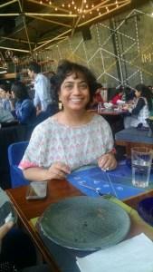 Shubha Menon