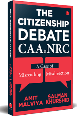 The Citizenship Debate CAA & NRC