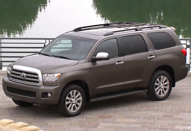 toyota sequoia seating capacity. Black Bedroom Furniture Sets. Home Design Ideas